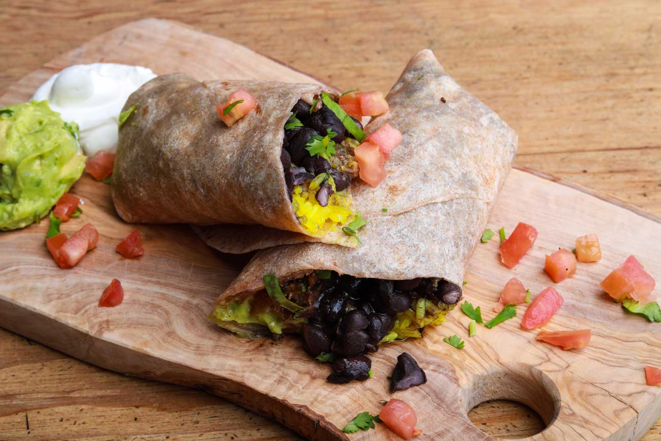 Delicious-Instant-Pot-Vegan-Burritos-Recipe