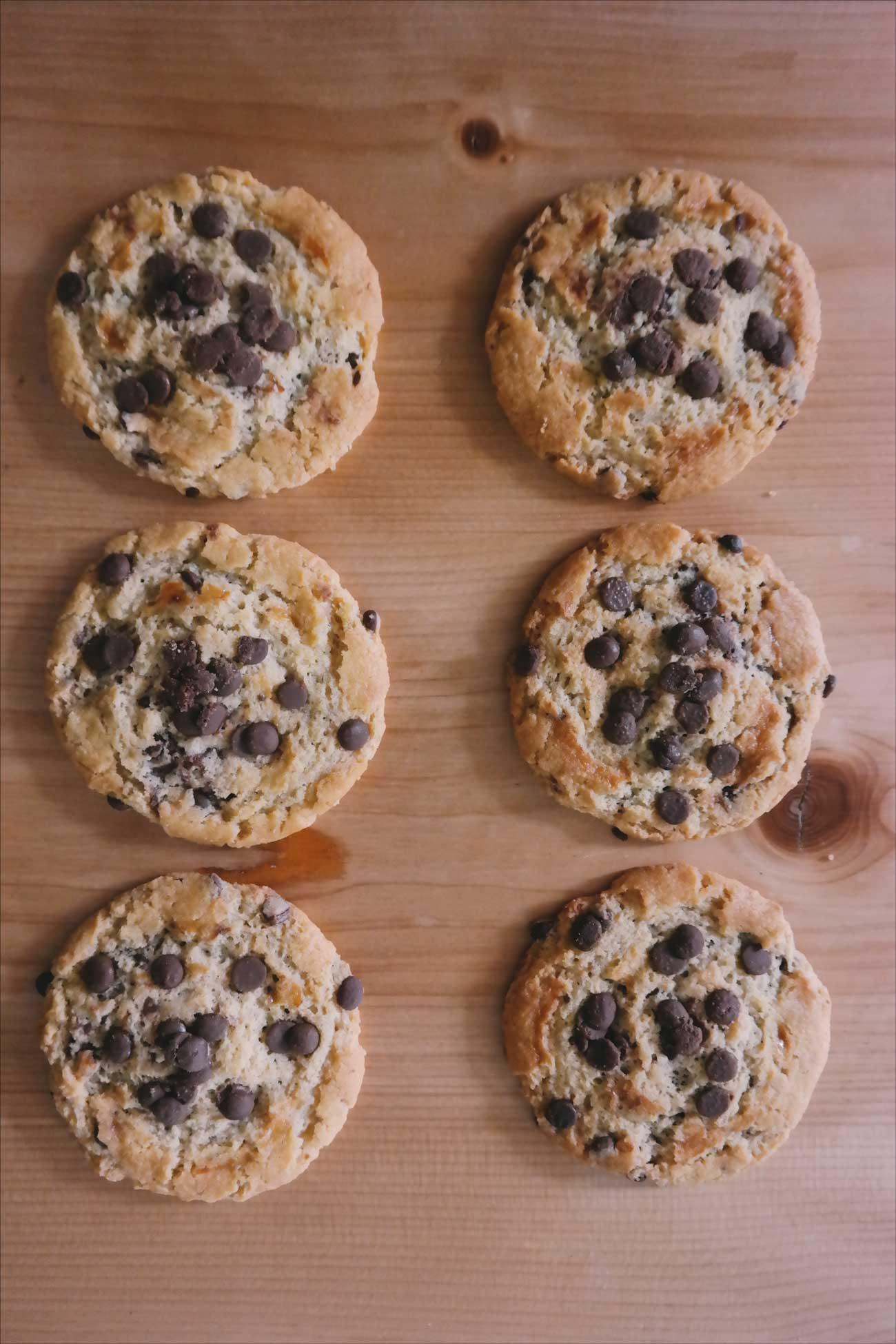 Meilleurs biscuits aux pépites de chocolat