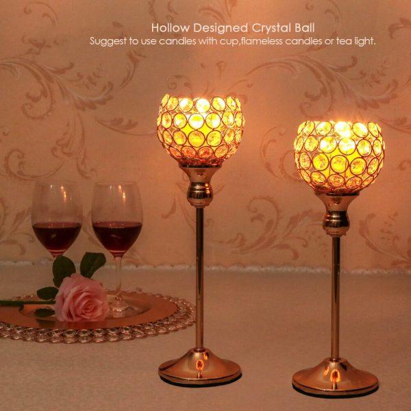 Amazing candlestick holder