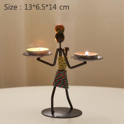 Fashion candlestick holder