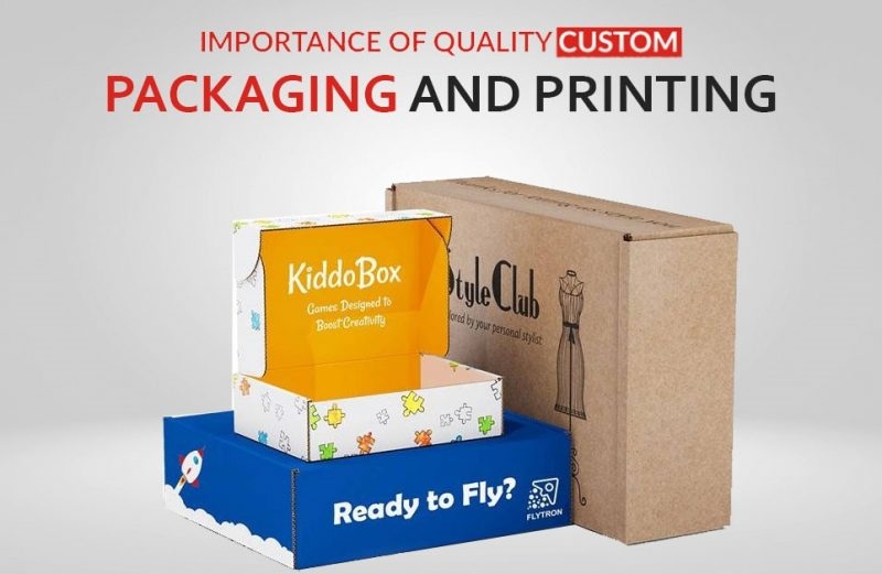 Why Are Custom Boxes Important for Business? Read Here